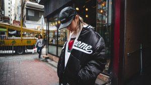 popularny streetwear